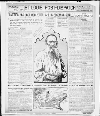 St. Louis Post-Dispatch from St. Louis, Missouri on August 9, 1903 · Page 13