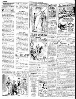 The Courier News from Blytheville, Arkansas on March 24, 1934 · Page 4
