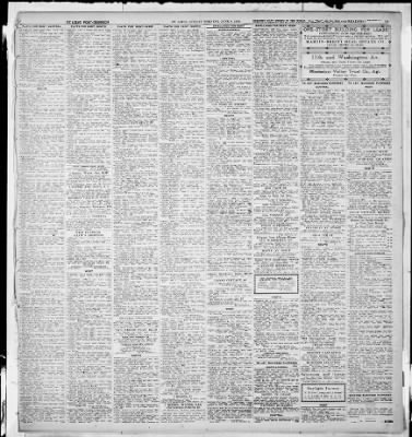 St  Louis Post-Dispatch from St  Louis, Missouri on June 9