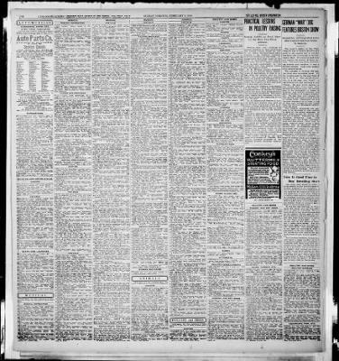 St Louis Post Dispatch From St Louis Missouri On February 3 1918 Page 49