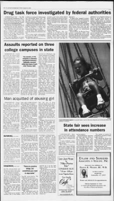 The Advocate-Messenger from Danville, Kentucky on August 29, 2003