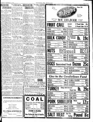 The Courier News from Blytheville, Arkansas on December 23, 1930 · Page 3