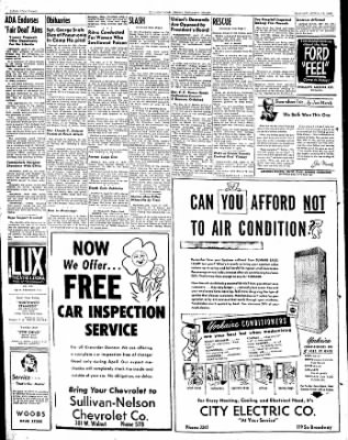 The Courier News from Blytheville, Arkansas on April 11, 1949 · Page 14