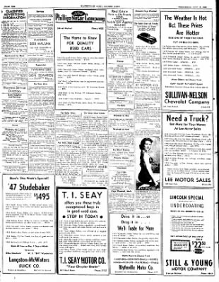 The Courier News from Blytheville, Arkansas on July 13, 1949 · Page 12