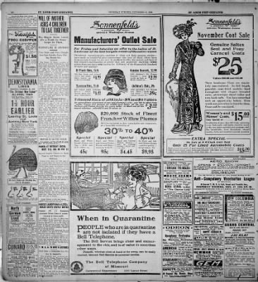 St. Louis Post-Dispatch from St. Louis, Missouri on November 17, 1910 · Page 16