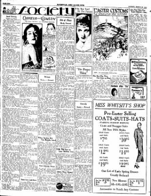The Courier News from Blytheville, Arkansas on March 26, 1934 · Page 4
