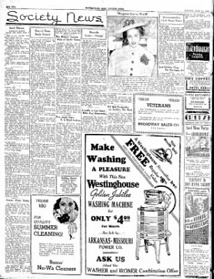 The Courier News from Blytheville, Arkansas on June 15, 1936 · Page 2