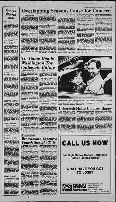 The Republic from Columbus, Indiana on October 16, 1984 · Page 13