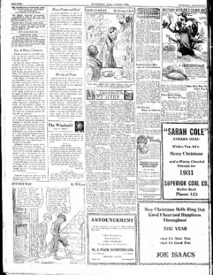 The Courier News from Blytheville, Arkansas on December 24, 1930 · Page 4