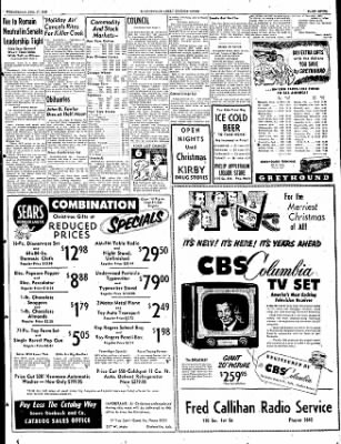 The Courier News from Blytheville, Arkansas on December 17, 1952 · Page 7