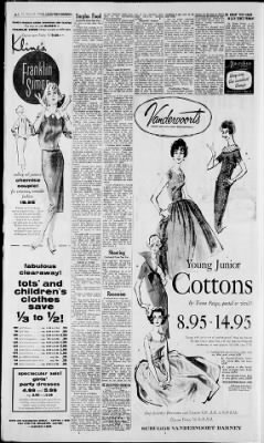 St. Louis Post-Dispatch from St. Louis, Missouri on March 28, 1958 · Page 6