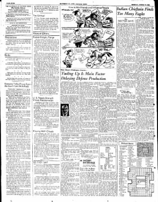 The Courier News from Blytheville, Arkansas on August 13, 1951 · Page 4