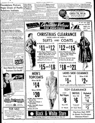 The Courier News from Blytheville, Arkansas on December 17, 1952 · Page 9