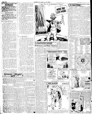 The Courier News from Blytheville, Arkansas on April 27, 1946 · Page 4