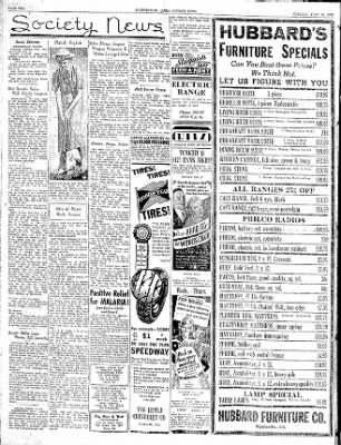 The Courier News from Blytheville, Arkansas on June 16, 1936 · Page 2