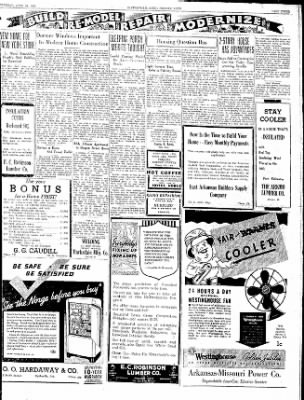 The Courier News from Blytheville, Arkansas on June 16, 1936 · Page 3