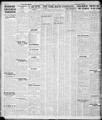 st louis post dispatch from st louis missouri on april 1 1929