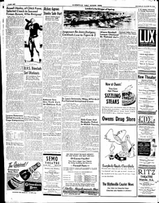 The Courier News from Blytheville, Arkansas on March 18, 1948 · Page 6