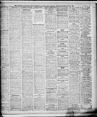 Louis Post-Dispatch from St. Louis, Missouri on August 21, 1924 ...
