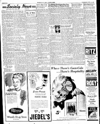 The Courier News from Blytheville, Arkansas on April 13, 1949 · Page 4