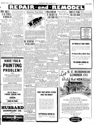 The Courier News from Blytheville, Arkansas on April 5, 1938 · Page 3
