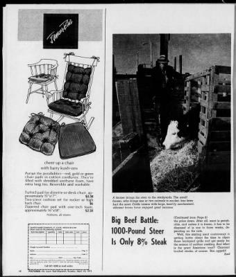 Remarkable St Louis Post Dispatch From St Louis Missouri On April 15 Short Links Chair Design For Home Short Linksinfo
