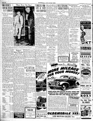 The Courier News from Blytheville, Arkansas on July 26, 1939 · Page 6
