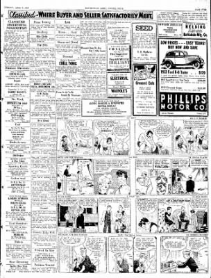The Courier News from Blytheville, Arkansas on April 5, 1938 · Page 5