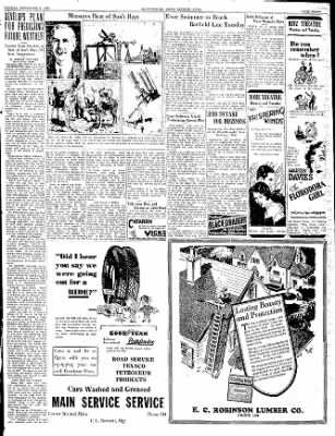 The Courier News from Blytheville, Arkansas on September 8, 1930 · Page 3