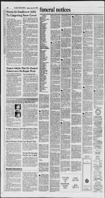 St. Louis Post-Dispatch from St. Louis, Missouri on January 21, 1987 · Page 16