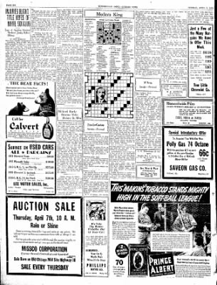 The Courier News from Blytheville, Arkansas on April 5, 1938 · Page 6