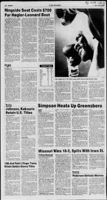 St. Louis Post-Dispatch from St. Louis, Missouri on April 5, 1987 · Page 72