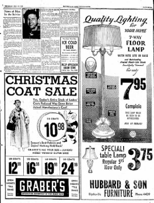 The Courier News from Blytheville, Arkansas on December 18, 1952 · Page 7