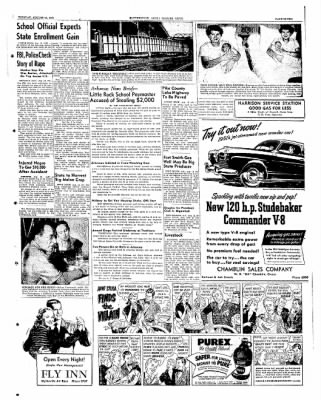 The Courier News from Blytheville, Arkansas on August 14, 1951 · Page 7