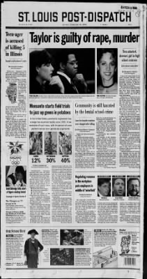 St. Louis Post-Dispatch from St. Louis, Missouri on February 15, 1998 · Page 37