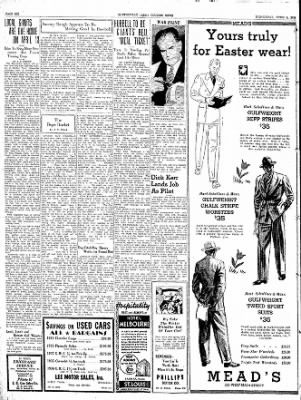 The Courier News from Blytheville, Arkansas on April 6, 1938 · Page 6
