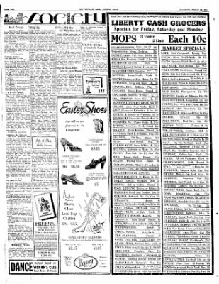 The Courier News from Blytheville, Arkansas on March 29, 1934 · Page 2