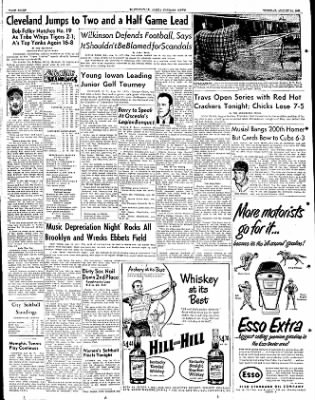 The Courier News from Blytheville, Arkansas on August 14, 1951 · Page 8