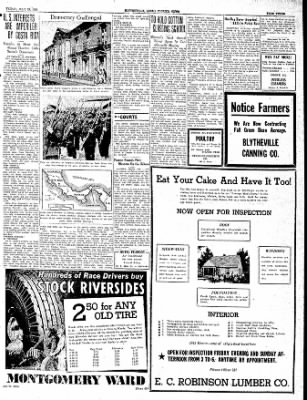 The Courier News from Blytheville, Arkansas on July 28, 1939 · Page 3