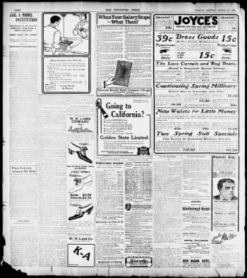 The Pittsburgh Press from Pittsburgh, Pennsylvania on March