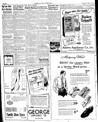 The Courier News from Blytheville, Arkansas on April 14, 1949 · Page 6