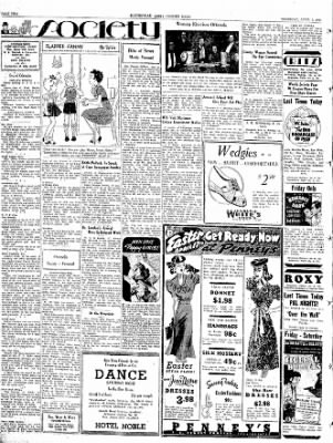 The Courier News from Blytheville, Arkansas on April 7, 1938 · Page 2