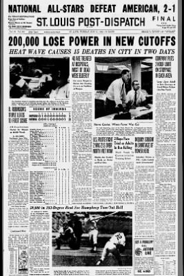 Front page: July 12, 1966