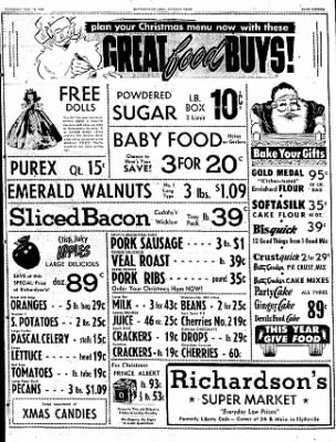 The Courier News from Blytheville, Arkansas on December 18, 1952 · Page 15