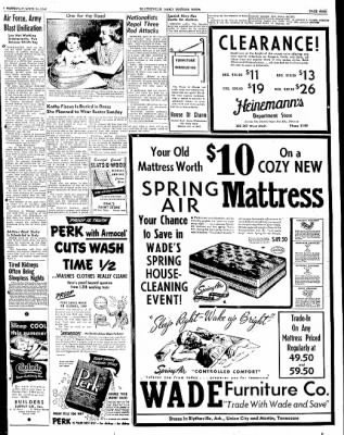 The Courier News from Blytheville, Arkansas on April 14, 1949 · Page 9