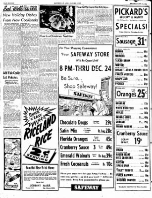 The Courier News from Blytheville, Arkansas on December 18, 1952 · Page 16