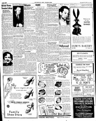 The Courier News from Blytheville, Arkansas on April 14, 1949 · Page 10