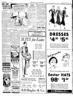 The Courier News from Blytheville, Arkansas on March 29, 1934 · Page 8