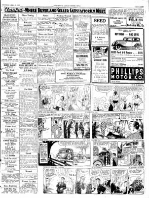 The Courier News from Blytheville, Arkansas on April 7, 1938 · Page 7