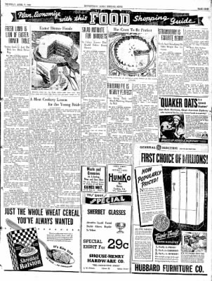 The Courier News from Blytheville, Arkansas on April 7, 1938 · Page 9